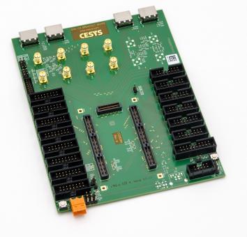 EFM-03 Breakout board