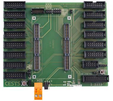 EFM-02 Breakout Board